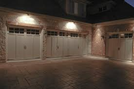 exterior garage lighting ideas door lighting ideas