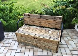 wooden pallet outdoor bench plans pallet wood projects