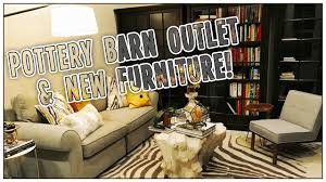 Pottery Barn Outlet Online Pottery Barn Outlet And New Furniture Youtube
