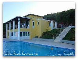 Puerto Rico Vacation Homes The Best Luxury Beach Vacations At Culebra U0027s Pura Vida House