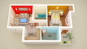 Home Interior Design Jaipur by 1 Bhk Home Interior Design