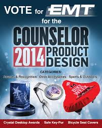Counselor Distributor Choice Awards 2013 Media Release Emt