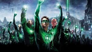 green lantern what went with the den of