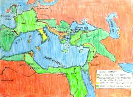 Rome World Map by Roman Empire Expansion Maps 2012 2013 Mrcaseyhistory