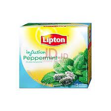 Teh Mint jual lipton peppermint 15 teh mint celup jd id