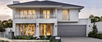 the waterview two storey peter stannard homes