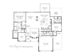 Multi Generational Floor Plans by Regent Ranch Home U2013 Henning Estates