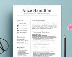 innovative resume templates creative resume template cv template instant by cvdesignco on etsy