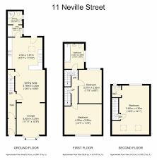 3 bedroom terraced house for sale in neville street york yo31