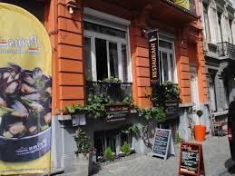 restaurant cuisine belge bruxelles madou s folie restaurant proposant de la cuisine belge 1000