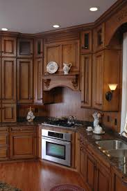How To Remove Oil Stains From Wood Cabinets How To Clean Sticky Wood Kitchen Cabinets Amazing Ideas 12 Hbe