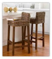 Wicker Kitchen Furniture Bar Stools Bar Stools Wicker Vintage Bamboo Bar Stools Wicker
