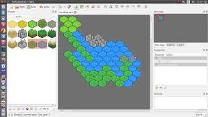 Property Value Map Tiled Tile Map Editor Hexagonal Map Youtube