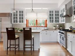 curtain ideas for kitchen windows creative kitchen window treatments hgtv pictures ideas hgtv