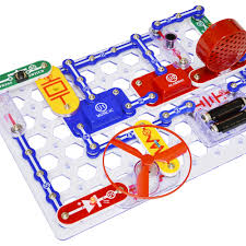 snap circuits lights electronics discovery kit buy snap circuits jr sc 100 kit online at low prices in india