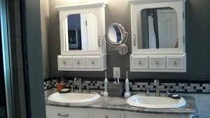 Bathroom Mirror With Medicine Cabinet December 2017 House Of Designs
