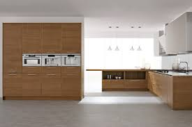 lacquered wood veneer kitchen with handles velvet handle by gd