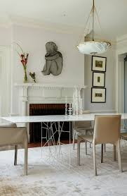 italian dining room sets dining room transitional with beige