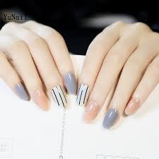 online get cheap nail tips black aliexpress com alibaba group