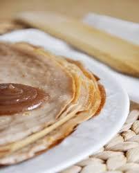 cuisiner la chataigne crêpes à la farine de châtaigne pour 1 personne recettes à table