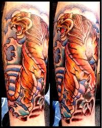 japanese tiger by thirteen7s on deviantart