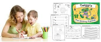 pre writing skills preschool worksheet kidssoup
