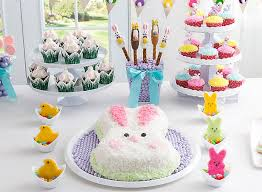 Easter Bunnies For Decorations by Easter Bunny Sweets U0026 Treats Ideas Party City