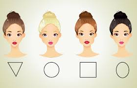 hairstyles for head shapes how to know your face shape 6 different face shapes for makeup