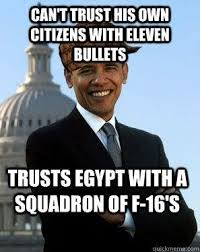 Trust Meme - can t trust his own citizens with eleven bullets funny obama meme