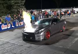 nissan gtr look alike this 2100hp t1r gtr is the most incredible drag racing sports car