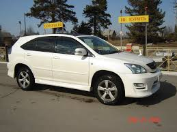 toyota lexus harrier 1998 2003 toyota harrier pictures 3000cc gasoline automatic for sale