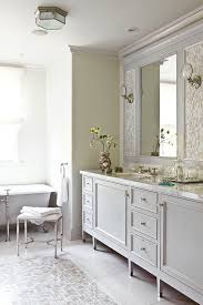 Gray Bathroom Vanity Traditional bathroom Farrow & Ball