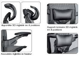 fauteuil de bureau usage intensif fauteuil de bureau pour personnes fortes lodus