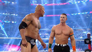 playstation 4 wrestlemania 32 review wwe news the rock thanks wwe fans john cena set for conan more
