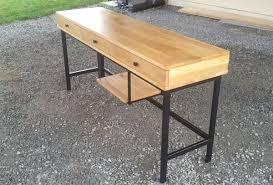 construire un bureau en bois fabriquer un bureau sur mesure en chêne massif avec laboutiquedubois com