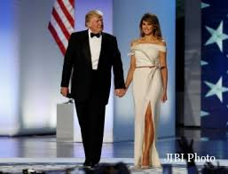 donald trump presiden amerika donald trump dikabarkan selingkuh melania ogah bercerai