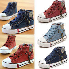 Comfortable Shoes For Girls Unbranded Canvas Shoes For Girls Ebay