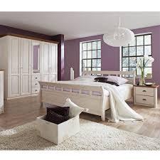 Schlafzimmerschrank Oslo Kleiderschrank 5 Türig Schlafzimmerschrank Kiefer 2farbig Weiß