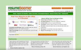 Posting Your Resume Online by About Resume Boomer Employment Research Institute