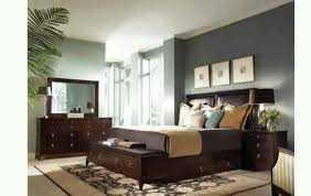 Furniture Color by Bedroom Wall Colors With Dark Brown Furniture Bedroom Wall