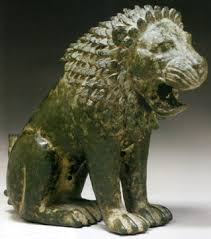 antique bronze lion auctions antiquities auction dec 12 2002 and antique