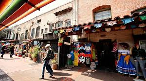 olvera street in los angeles recognized as one of 15 u0027great places
