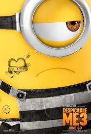 click to view extra large poster image for despicable me 3 設計