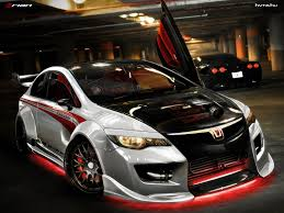 mobil honda sport sport cars modifications honda civic type r