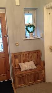 Mudroom Bench With Storage Entryway Bench With Storage And Hooks Hallway Bench With Storage