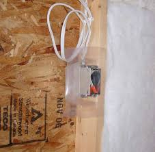 Insulation Around Recessed Lighting How To Install Poly Vapor Barrier