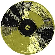 Pop Art Rugs Vinyl U2013 Kush Handmade Rugs In Portland Or