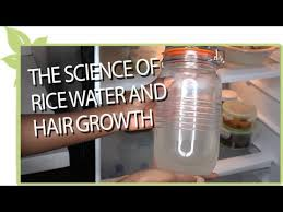 Water Challenge Explained The Science Of Rice Water And Hair Growth