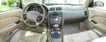 Nissan Maxima 2000 Interior 1998 Nissan Maxima Information And Photos Zombiedrive