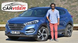 hyundai tucson hyundai tucson 1 6 t gdi at 4x4 test sürüşü review english